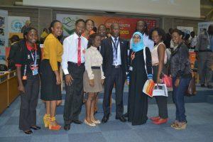Volunteering with UNEP