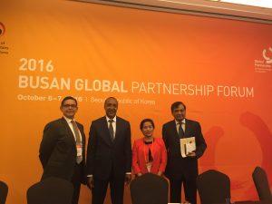 Busan Global Partnership Forum