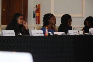 Credit: UNICEF/ Antony Kariuki Youth delegates listening keenly